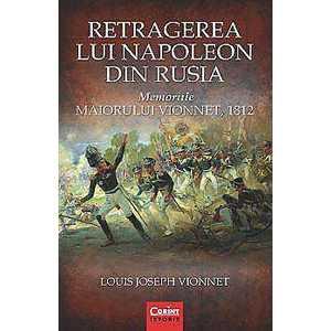 Retragerea lui Napoleon din Rusia imagine