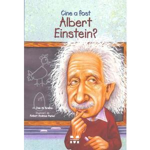 Cine a fost Albert Einstein' imagine
