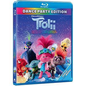 Trolii 2: Descopera lumea / Trolls: World Tour (Blu-ray Disc)   Walt Dohrn, David P. Smith imagine