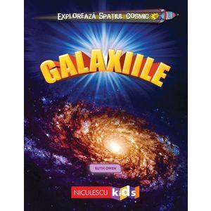 Exploreaza Spatiul Cosmic. Galaxiile imagine