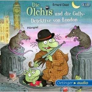 Die Olchis und die Gully-Detektive von London (2 CD) imagine