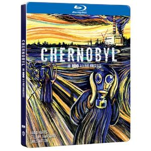 Cernobil (Blu-Ray Disc -Steelbook) | Johan Renck imagine