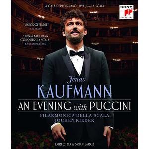An Evening With Puccini - Blu ray | Jonas Kaufmann imagine