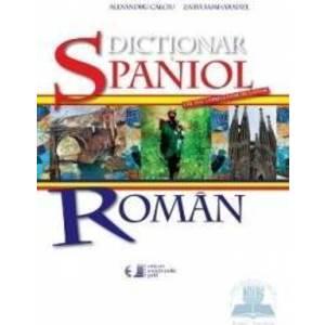 Dictionar spaniol-roman - Alexandru Calciu Zaira Samharadze imagine