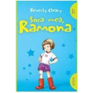 Sora mea Ramona - Beverly Cleary imagine