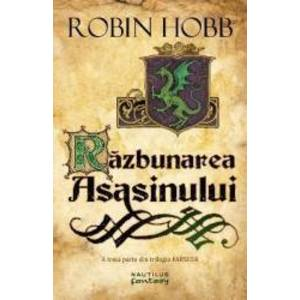 Razbunarea asasinului - Robin Hobb imagine