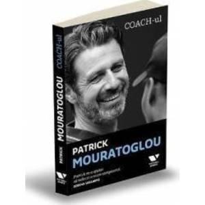 Coach-ul - Patrick Mouratoglou imagine