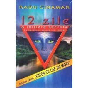 12 zile .O initiere secreta in taramul tainic al zeilor - Radu Cinamar imagine