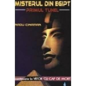 Misterul din Egipt - Primul tunel - Radu Cinamar imagine
