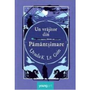 Un vrajitor din Pamantsimare   Ursula K. Le Guin imagine