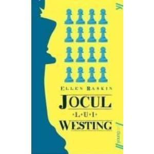 Jocul lui Westing - Ellen Raskin imagine