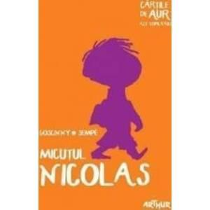 Micutul Nicolas - Goscinny Sempe imagine