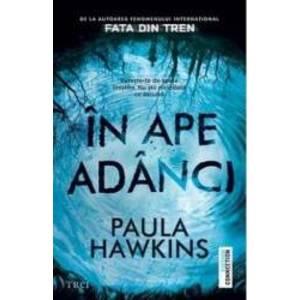 In ape adanci - Paula Hawkins imagine