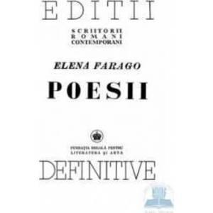 Poesii - Elena Farago imagine