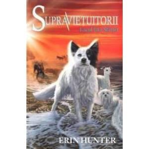 Supravietuitorii Vol. 5 Lacul fara sfarsit - Erin Hunter imagine