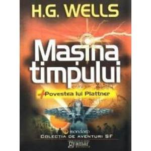 Masina timpului - H.G. Wells imagine