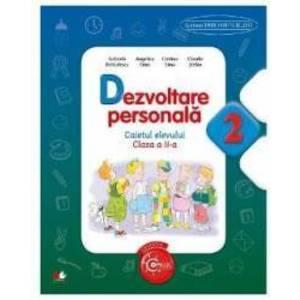 Dezvoltare personala cls 2 caiet ed.2016 - Gabriela Barbulescu Angelica Sima imagine