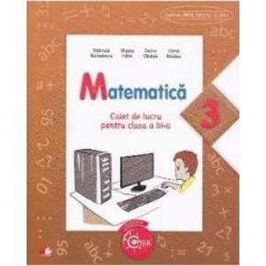 Matematica cls 3 caiet - Gabriela Barbulescu Olguta Calin imagine