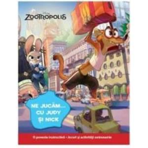 Zootropolis - Ne jucam cu Judy si Nick | imagine