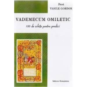 Vademecum omiletic - Vasile Gordon imagine