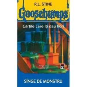 Goosebums - Sange de monstru - R.l. Stine imagine