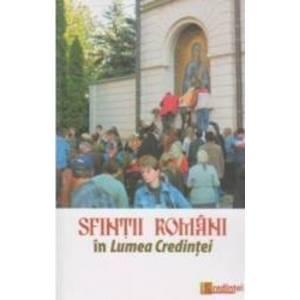 Sfintii romani in Lumea Credintei imagine