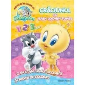 Aventuri in culori cu Baby Looney Tunes 11 - Craciunul cu Baby Looney Tunes imagine