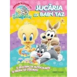 Aventuri in culori cu Baby Looney Tunes 9 - Jucaria lui Baby Taz imagine