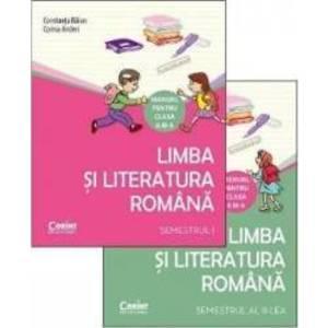 Romana cls a III-a sem I+II - Constanta Balan Corina Andrei imagine