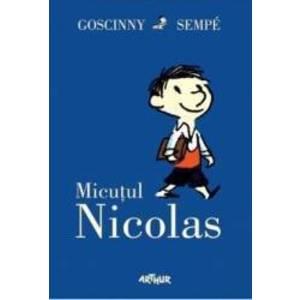 Micutul Nicolas Ed.2015 - Goscinny Sempe imagine