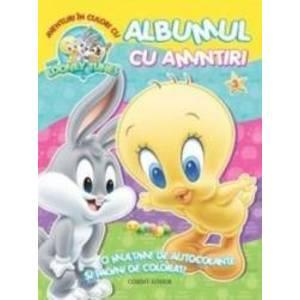 Aventuri un culori cu Baby Looney Tunes 3 - Albumul cu amintiri imagine