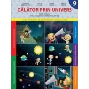 Calator prin univers clasa pregatitoare caiet Sem 2 - Gabriela Barbulescu Olguta Calin imagine