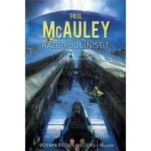 Razboiul Linistit Vol.1+2 - Paul Mcauley imagine
