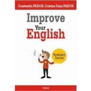 Improve Your English - Constantin Paidos Cristina Dana Paidos imagine
