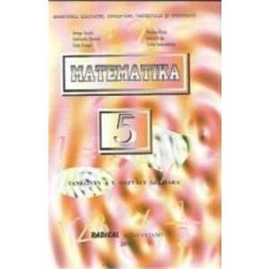 Matematica cls 5 lb. maghiara - George Turcitu Nicolae Ghiciu Constantin Basarab Ionica Rizea imagine