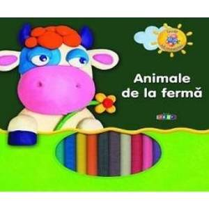Animale de la ferma - Invat sa modelez imagine
