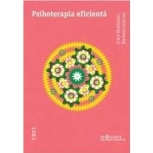 Psihoterapia eficienta - Irina Holdevici, Barbara Craciun imagine