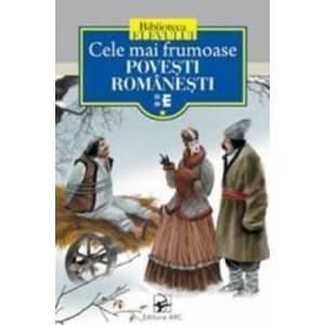 Cele mai frumoase povesti romanesti   imagine