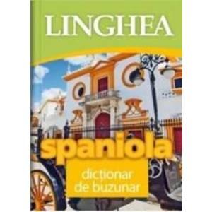 Spaniola. Dictionar de buzunar imagine
