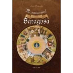 Manuscrisul gasit la Saragosa - Jan Potocki imagine