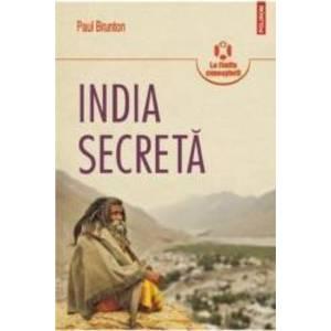 India secreta - Paul Brunton imagine