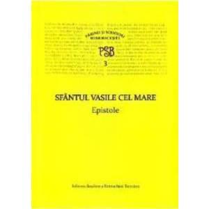 Epistole - Sfantul Vasile Cel Mare imagine
