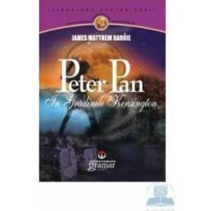 Peter Pan in gradina Kensington - James Matthew Barrie imagine