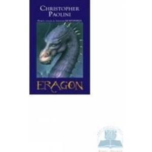 Eragon - Christopher Paolini - Primul volum al trilogiei Mostenirea imagine