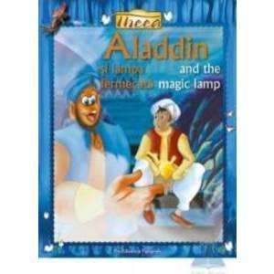 Aladdin Si Lampa Fermecata imagine