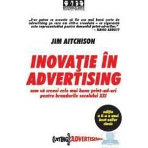Inovatie in advertising - Jim Aitchison imagine