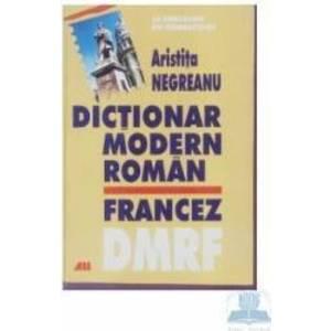 Dictionar modern roman-francez - Aristita Negreanu imagine