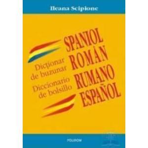Dictionar de buzunar spaniol-roman imagine