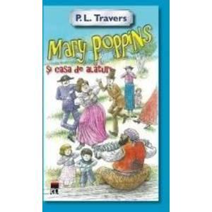 Mary Poppins si casa de slaturi - P.L. Travers imagine