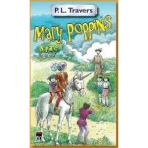 Mary Poppins in parc - P.L. Travers imagine